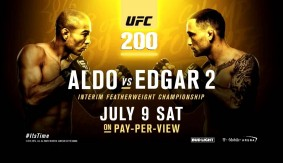 UFC 200: Jose Aldo vs. Frankie Edgar 2 Preview