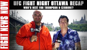 UFC Fight Night Ottawa Recap: Thompson, Cerrone Victorious and More on Fight News Now