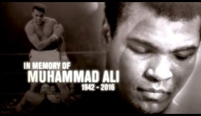 UFC Pays Tribute to Muhammad Ali