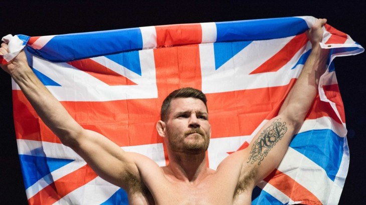 Bisping's Triumph a Reminder We Don't Mould Our Champions