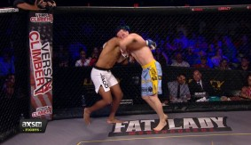 Video Highlights & Results – Legacy Fight 56: Steven Peterson Chokes Out Manny Vazquez