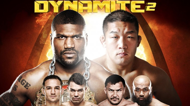 Watch LIVE at 6 p.m. ET – Bellator: Dynamite 2 Official Weigh-in