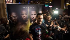Watch LIVE Fri. at 3:30 p.m. ET – Q&A w/ Chris Weidman, Aljamain Sterling & Stevie Ray