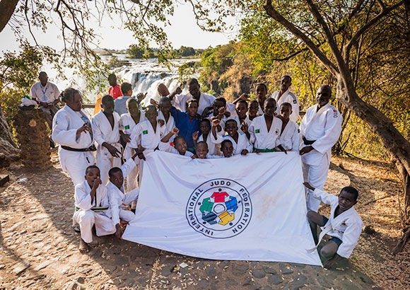 IJF Judo For the World – Episode 6 – Zambia