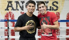 Leo Santa Cruz vs. Carl Frampton & Mikey Garcia vs. Elio Rojas Media Conference Call Audio & Transcript