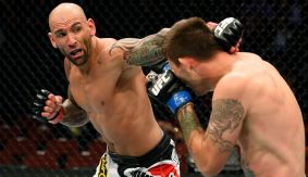 George Sullivan Removed from UFC Fight Night Chicago Due to 'Potential Compliance Issue' with USADA Policy