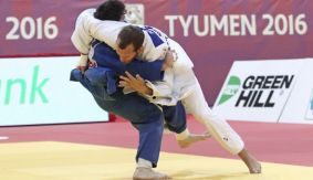 IJF Tyumen Grand Slam 2016 Day 2 Recap & Photos
