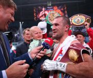 Full Report & Photos – Sergey Kovalev's Successful Homecoming; Decisions Chilemba to Retain WBO/WBA/IBF LHW Title