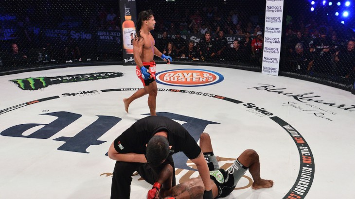 Full Report & Photos – Bellator 159: Joe Taimanglo Upsets Darrion Caldwell