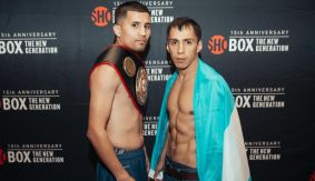 ShoBox 15-Year Anniversary Official Weigh-in Results, Quotes & Photos