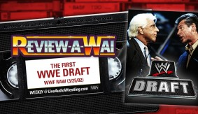 Review-A-Wai – The Inaugural WWF Draft (March 25, 2002)