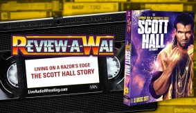 Review-A-Wai – Living on a Razor's Edge: The Scott Hall Story