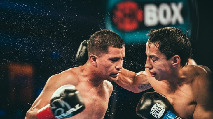 Full Report & Photos – Adam Lopez & Roman Reynoso Draw at ShoBox 15th Anniversary