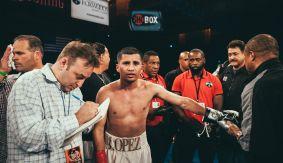 Adam Lopez vs. Danny Roman Promoted to WBA Super Bantamweight Eliminator