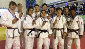 Junior Canadian Judokas Earn 11 Medals on First Day of Competition at Cadet Pan Am Championships