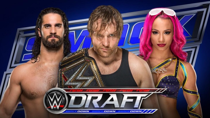 Rules for the WWE Draft Released