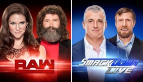 July 22 News Update: Raw and Smackdown Unveil New Logos