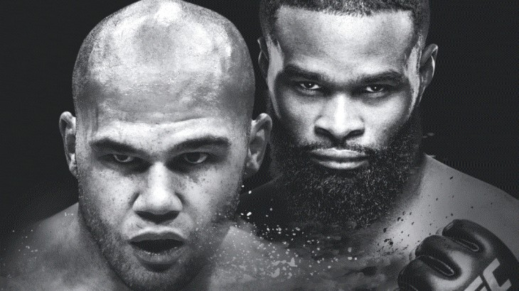 Quick Shots – UFC 201: Tyron Woodley Knocks Out Robbie Lawler to Claim the Welterweight Title