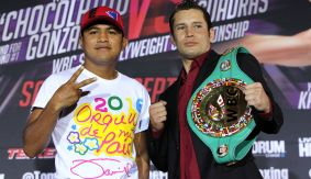 HBO Boxing: Chocolatito vs. Cuadras, Jesus Soto Karass Kick-Off Press Conference Quotes & Photos