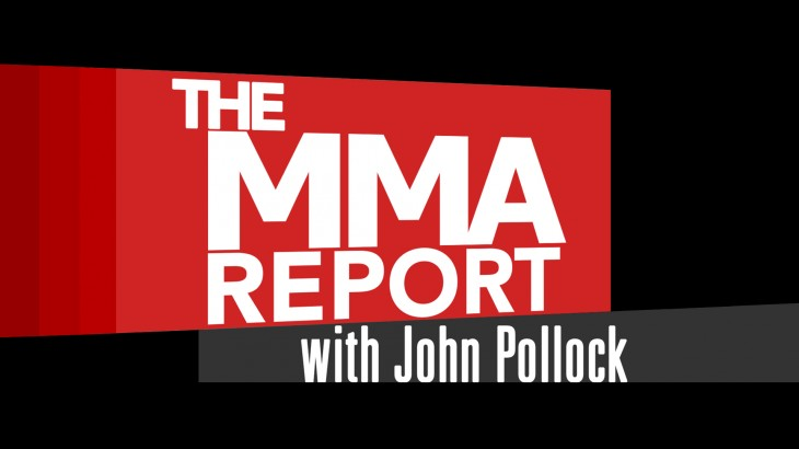 July 22 The MMA Report – Dana White Speaks at RNC, Lesnar / USADA, John Ramdeen