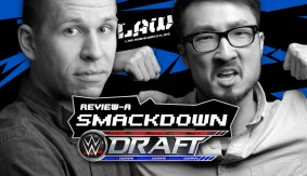 Review-A-Smackdown – WWE Draft with John Pollock & Wai Ting