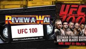 Review-A-Wai – UFC 100 (Brock Lesnar vs. Frank Mir II)