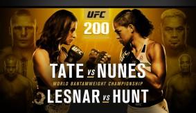Video Highlights – UFC 200: Tate vs. Nunes