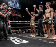 Video Highlights & Results – Lion Fight 30: Ky Hollenbeck Technical Decisions Mark Holst