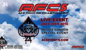 ACE Fights 5 Preview with President Ivan Whittaker – July 30, 2016 in Hamilton, ON.