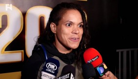 Amanda Nunes on Main Eventing UFC 200, Bantamweight Title Aspirations, Preparation and More