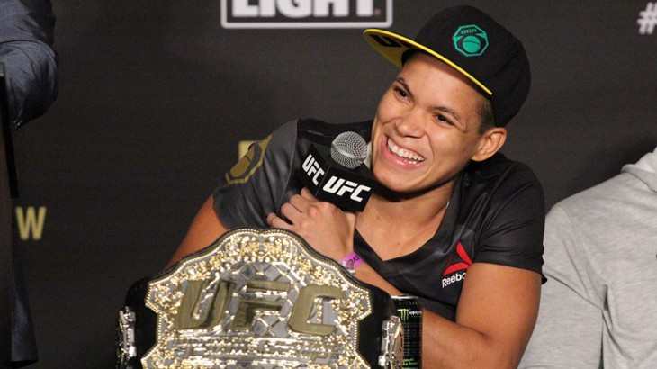 The Weight of Gold – UFC's Shuffled Champions