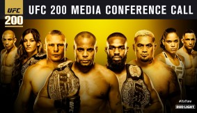 Audio Replay – Daniel Cormier vs. Jon Jones 2 & Brock Lesnar vs. Mark Hunt Media Conference Call