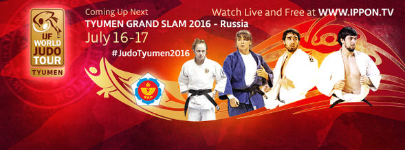 IJF Tyumen Grand Slam 2016 Preview