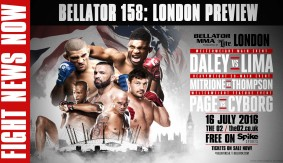Bellator 158 Preview: Daley-Lima, Mitrione-Thompson, Page-Cyborg & More on Fight News Now