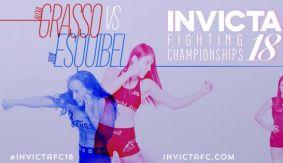 Two Invicta FC 18 Bouts Announced on Invicta FC Radio