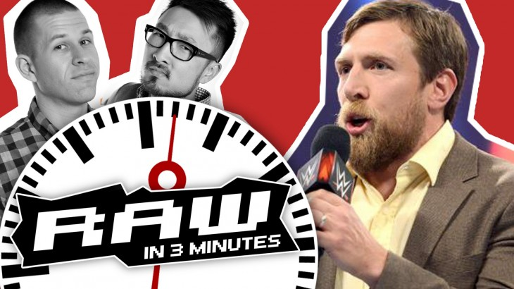 Daniel Bryan and Mick Foley Named Raw & SmackDown GM's | WWE RAW in 3 MINUTES 7/18/16