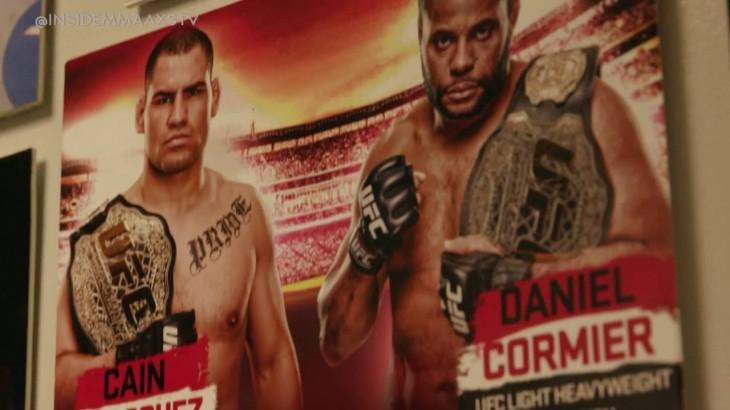 Daniel Cormier & Cain Velasquez Preparing for UFC 200 at AKA with Javier Mendez