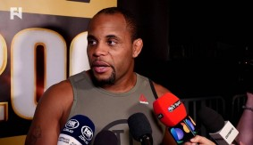 Daniel Cormier on New Opponent Anderson Silva, If He Never Gets to Fight Jon Jones Again