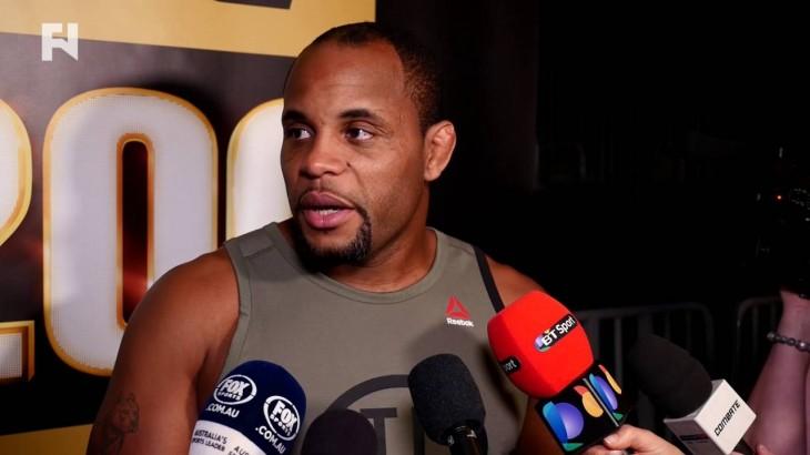 Daniel Cormier on New Opponent Anderson Silva, If He Never Gets to Fight Jon Jones Again