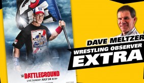 Dave Meltzer on WWE Battleground, the WWE Draft, Brock Lesnar's Future