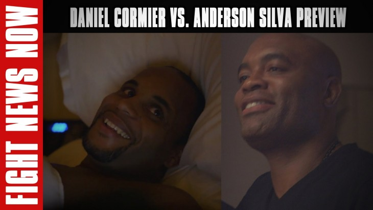Eddie Alvarez Claims Lightweight Title, Daniel Cormier vs. Anderson Silva Preview on Fight News Now