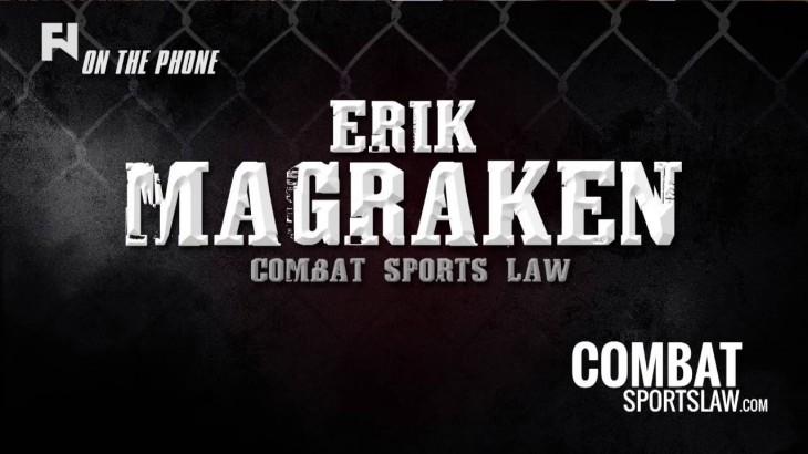 Erik Magraken on USADA Positive Drug Tests, Jon Jones & More on MMA Meltdown