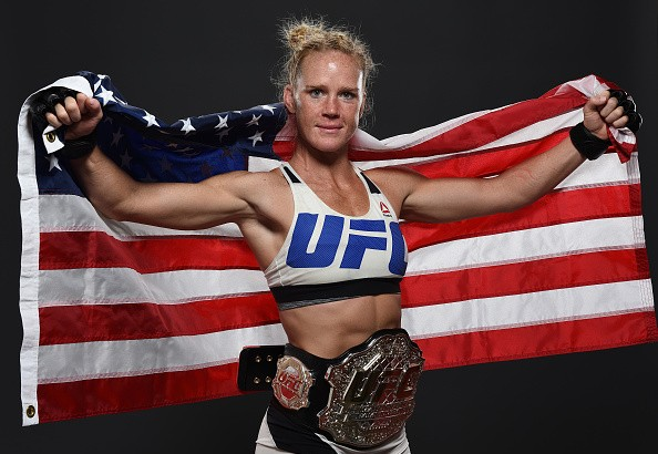 UFC Chicago a Tribute to Holly Holm's Championship Spirit
