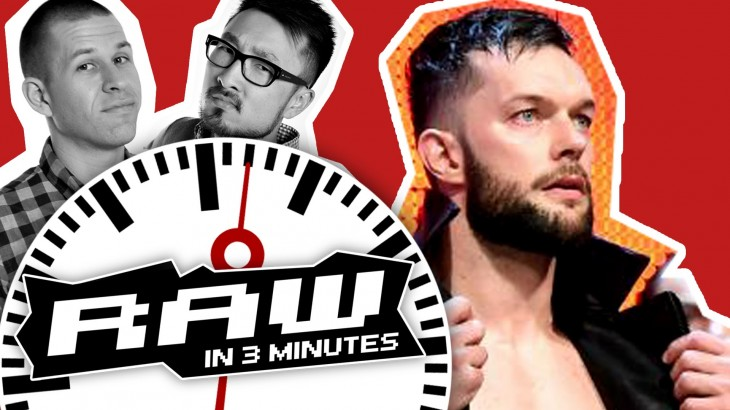 Finn Balor vs Roman Reigns, Sasha Banks Wins WWE Women's Championship | WWE RAW in 3 MINUTES 7/25/16