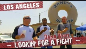 "Full Episode – Dana White: Lookin' For a Fight Episode 7 with Din Thomas – Los Angeles, ""Kingdom"""