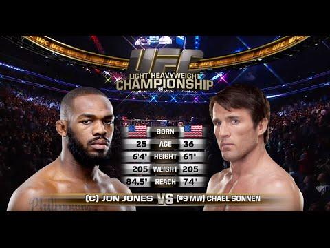 Full Fight – Jon Jones vs. Chael Sonnen from UFC 159