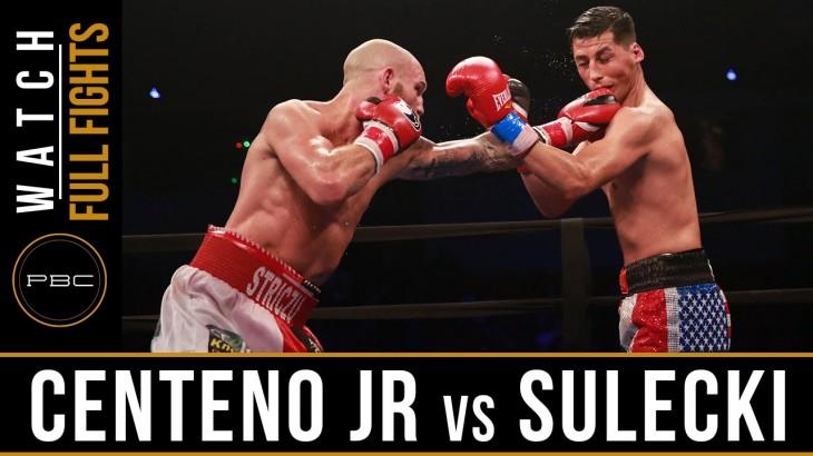 Full Fight – Maciej Sulecki vs. Hugo Centeno Jr. Ends with a Bang at PBC on NBCSN
