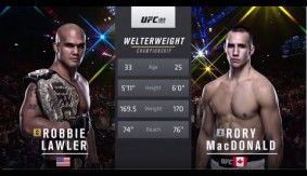Full Fight – The War Between Robbie Lawler and Rory MacDonald at UFC 189