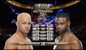 Full Fight – Tyron Woodley vs. Josh Koscheck from UFC 167