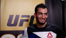 Gegard Mousasi on Finish of Thiago Santos at UFC 200, Attempts at Cormier Bout and More